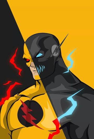 Superman Hd Iphone Wallpaper Reverse Flash Zoom By Bosslogic Inc Comic Universe