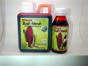 Minyak Buah Merah 100 % Asli Papua