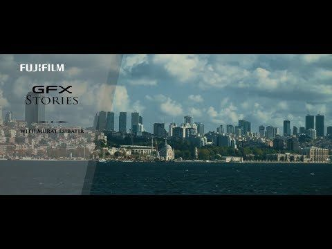 (2) GFX stories with Murat Esibatir / FUJIFILM - YouTube