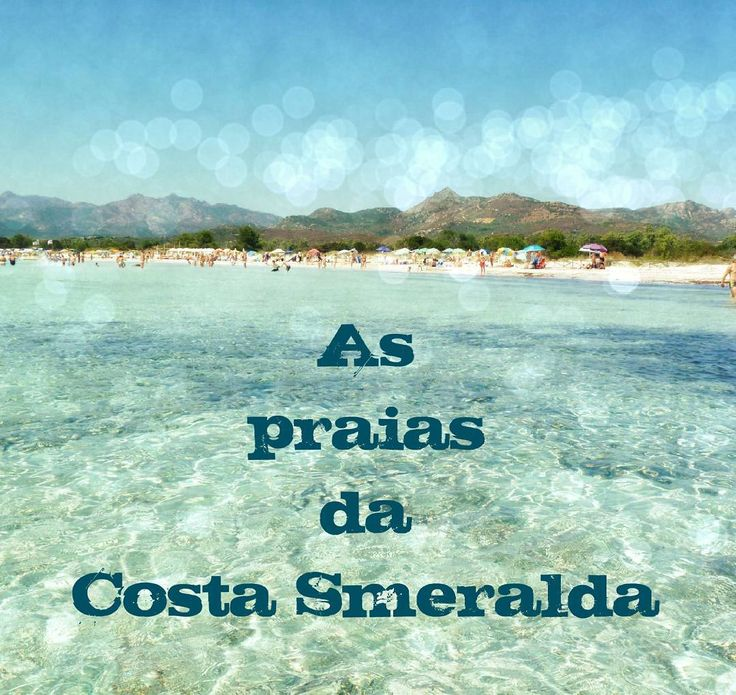 Sugestões para o Verão que está à porta. *Novo post em viajarporquesim.blogs.sapo.pt #bloguedeviagens #travelblog #travelling #viajar #viagens #praia #ferias #sardenha #italia #travelgram [link in bio]