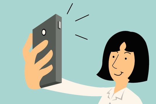 Selfies como concepto creativo en Mobile Marketing
