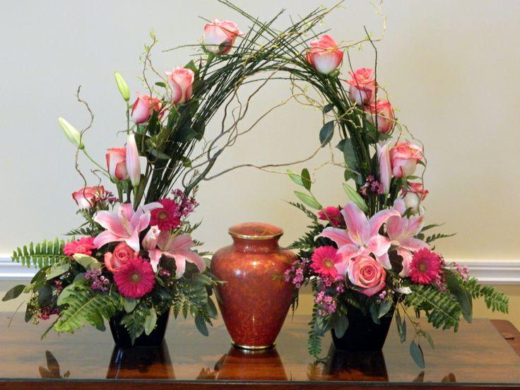 unique sympathy flower arrangements   Sympathy Flowers: Funeral Flower Arrangements