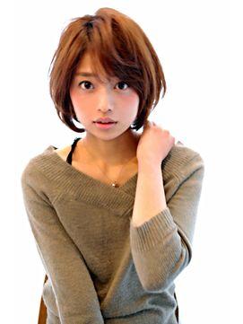 大人可愛い☆ひし形ヘルシ-ボブ - 24時間いつでもWEB予約OK!ヘアスタイル10万点以上掲載!お気に入りの髪型、人気のヘアスタイルを探すならKirei Style[キレイスタイル]で。