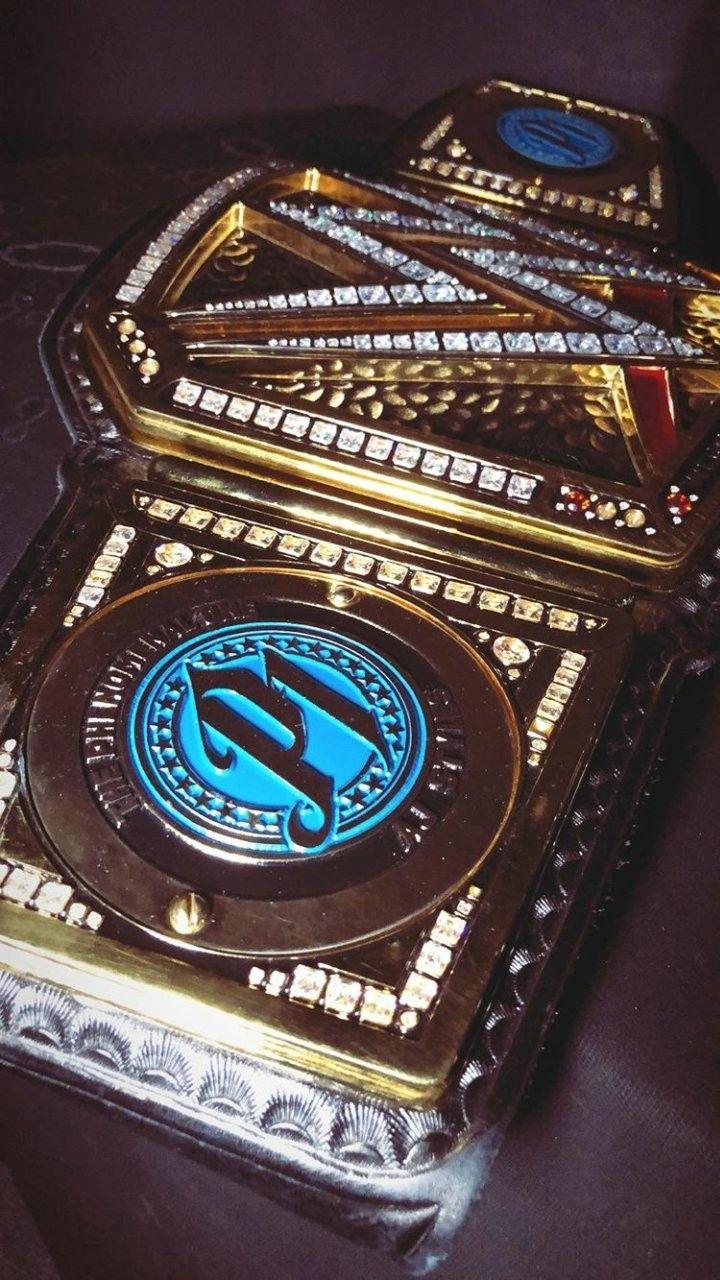 AJ Styles WWE Championship | WWE & Pro Wrestling | Aj styles wwe, Wwe belts, Wwe