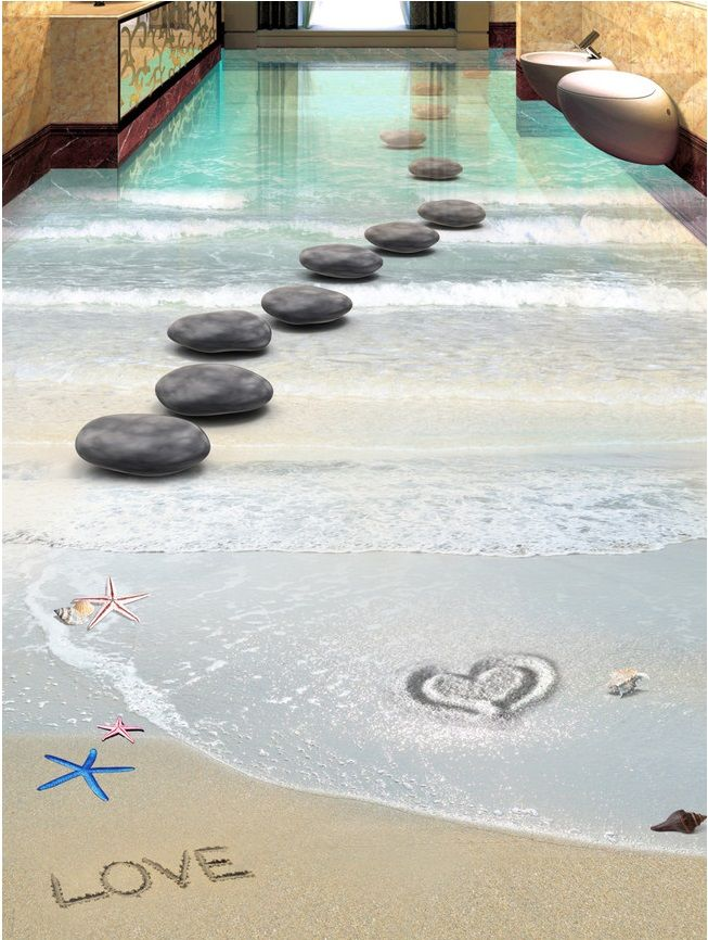 Online Buy Wholesale 3d floor murals from China 3d floor murals Wholesalers…