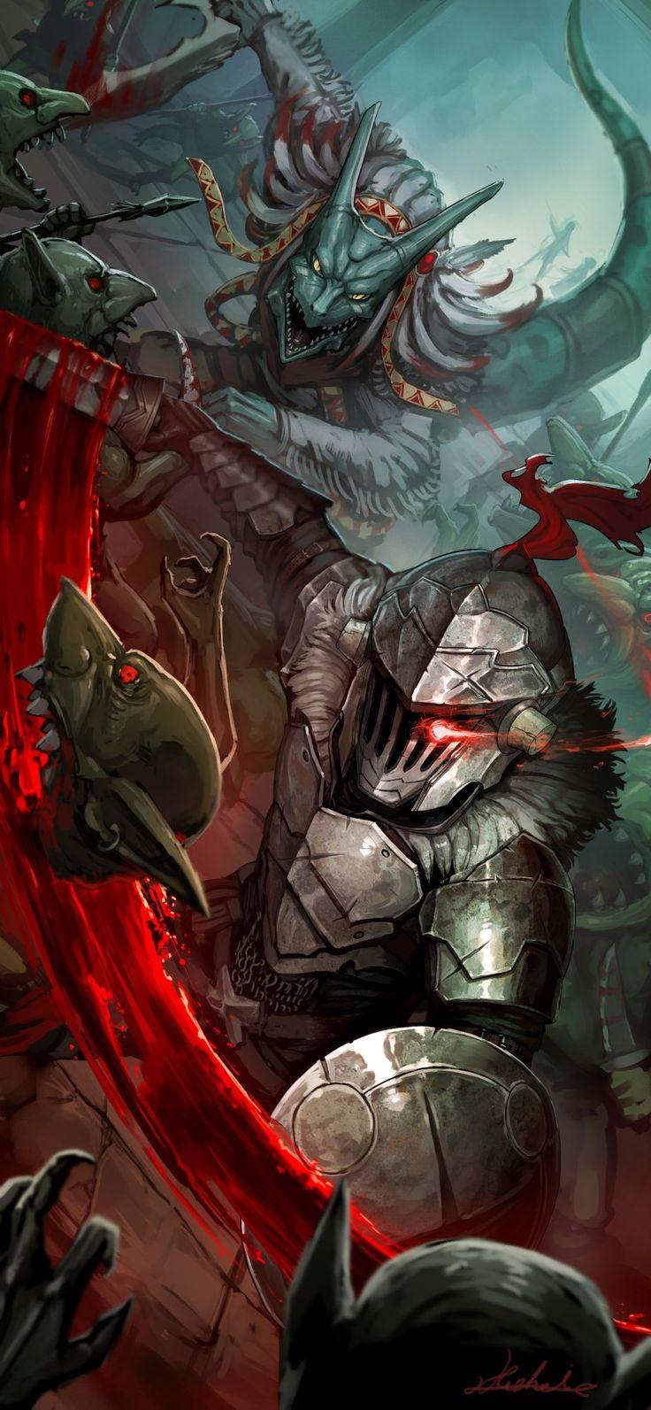 羽山 晃平 on Slayer anime, Anime, Goblin