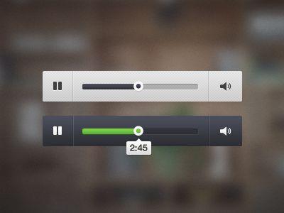 UI Player Controls