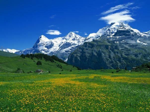 Switzerland: Sound Of Music, Favorite Places, Beautiful, Places I D, Switzerland, Breithorn Peak, Swiss Alps, Travel
