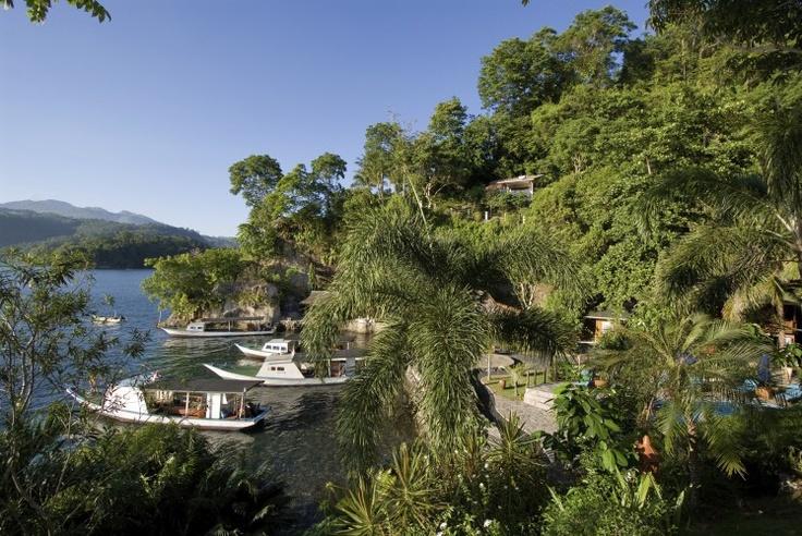 Lembeh Resort Ground