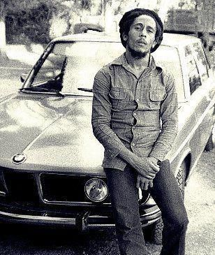 #MarleyFact - For a long time Bob drove a BMW — which, as far as he was concerned, stood for Bob Marley and the Wailers.