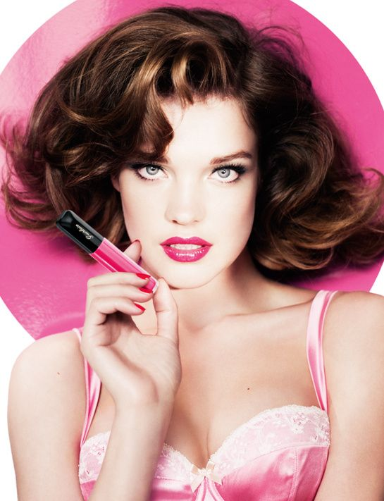 La bouche miroir selon Guerlain gloss up de pin up http://www.vogue.fr/beaute/buzz-du-jour/diaporama/gloss-pin-up-guerlain/12999