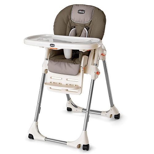 Chicco Polly SE High Chair Chevron baby gear