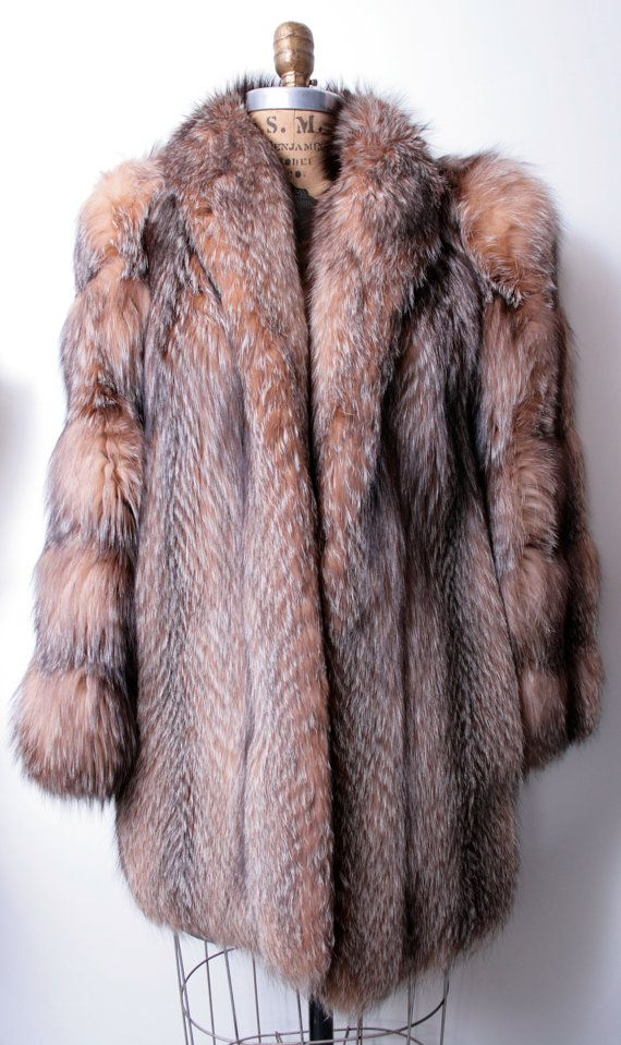 25  best Vintage fur coat ideas on Pinterest | Vintage fur, Brown ...