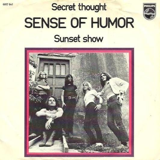 Sense Of Humor - Haarlem/Noord Holland - 1e single