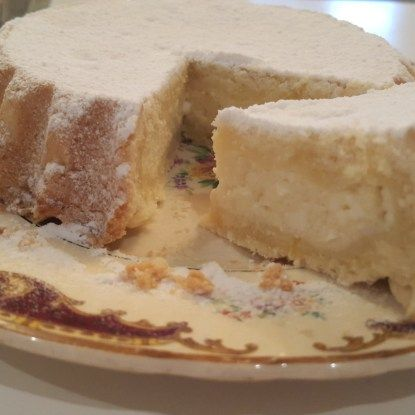 Tarta de Ricota - Sin Gluten - Celíacos