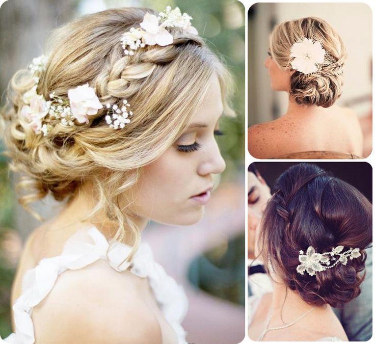 Trendige Brautfrisuren 2013 Für Lange Haare-Frisuren Selber Machen (Makeup Ideas Elegant)