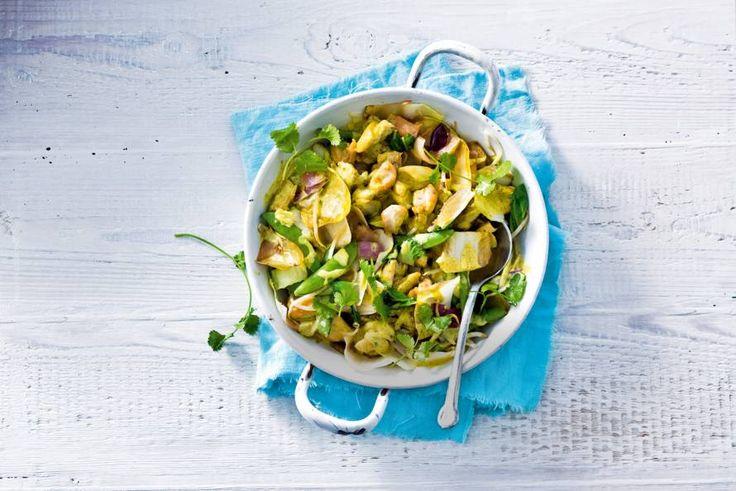 Witlof met groene curry - Recept - Allerhande