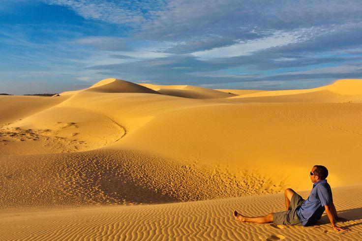 Sand Dunes in Mui Ne - Vietnam