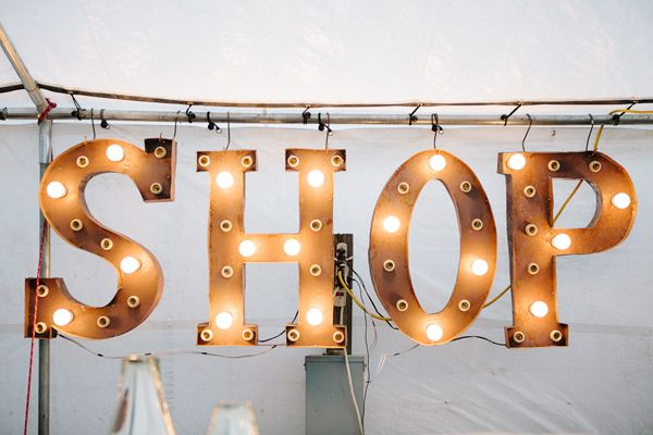 Marque Letters and Light-Up Signs