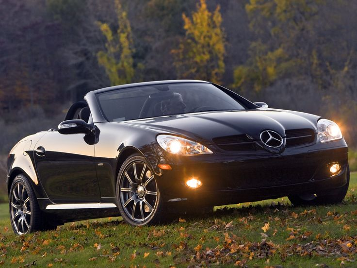 Mercedes-Benz SLK 350 Special Edition US-spec (R171) '2004–07