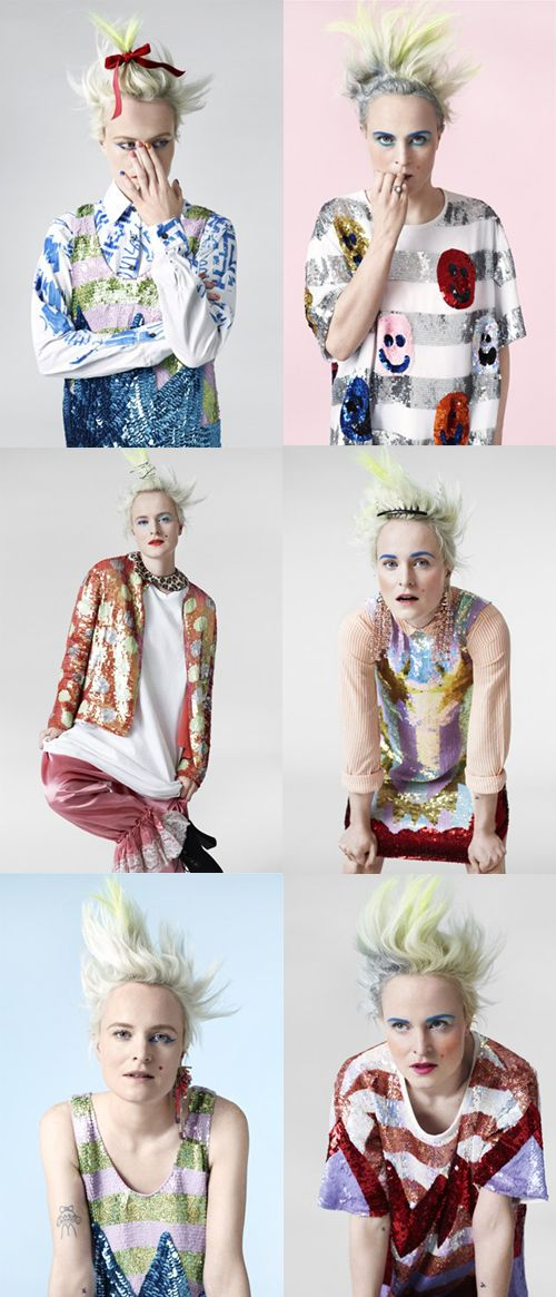 Preview: Louise Gray voor Topshop > Fashiontrends | Modetrend, fashiontrend, wintertrends 2011, zomertrends - Fashion - Styletoday