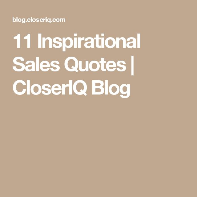 Inspirational Quotes For Selling: 1000+ Inspirational Sales Quotes On Pinterest