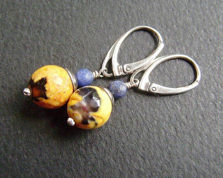 kolczyki - Duo w artkatalina -  biżuteria artystyczna na DaWanda.com