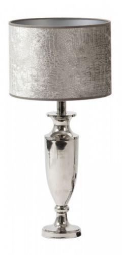 Flott lampefot med rund sokkel fra Light
