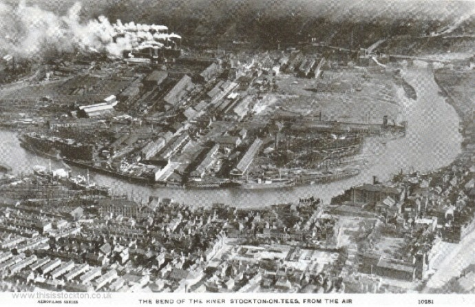 Stockton back in the day