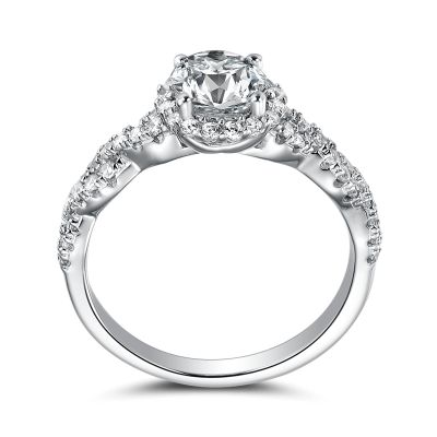 Oval Engagement Rings Under 200$
