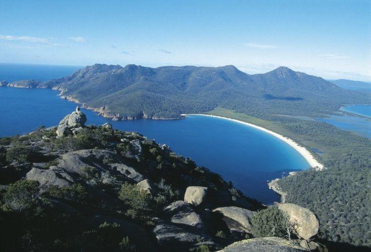 Freycinet National Park in Tasmania