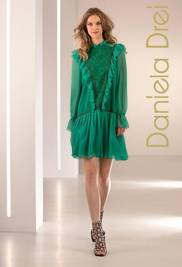 DRESSES - 3/4 length dresses Daniela Drei tWtLGh