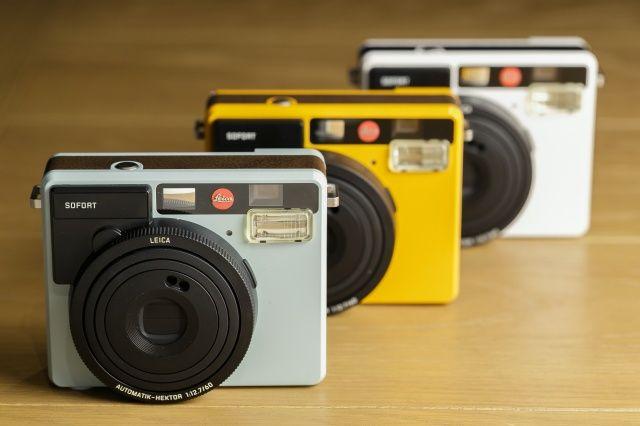 「ライカ」から発売されたインスタントカメラ、どう使いこなすのがお洒落ですか?