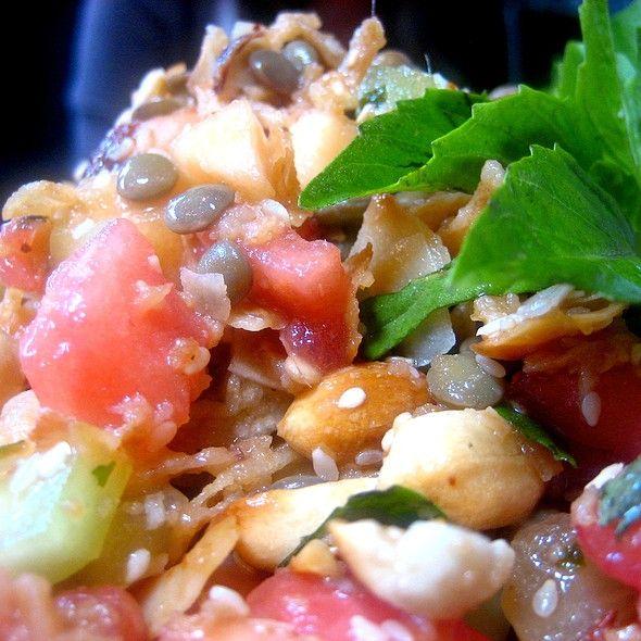 burmese gin thoke melon salad recipes burmese gin thoke melon salad ...