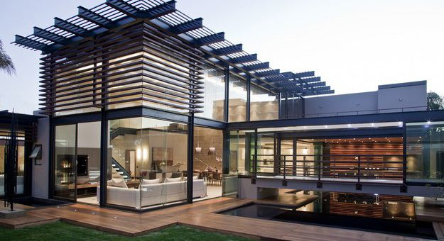 Fall in love at first sight! House Abo by Nico van der Meulen Architects