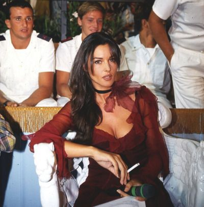 Monica Bellucci | Tumblr