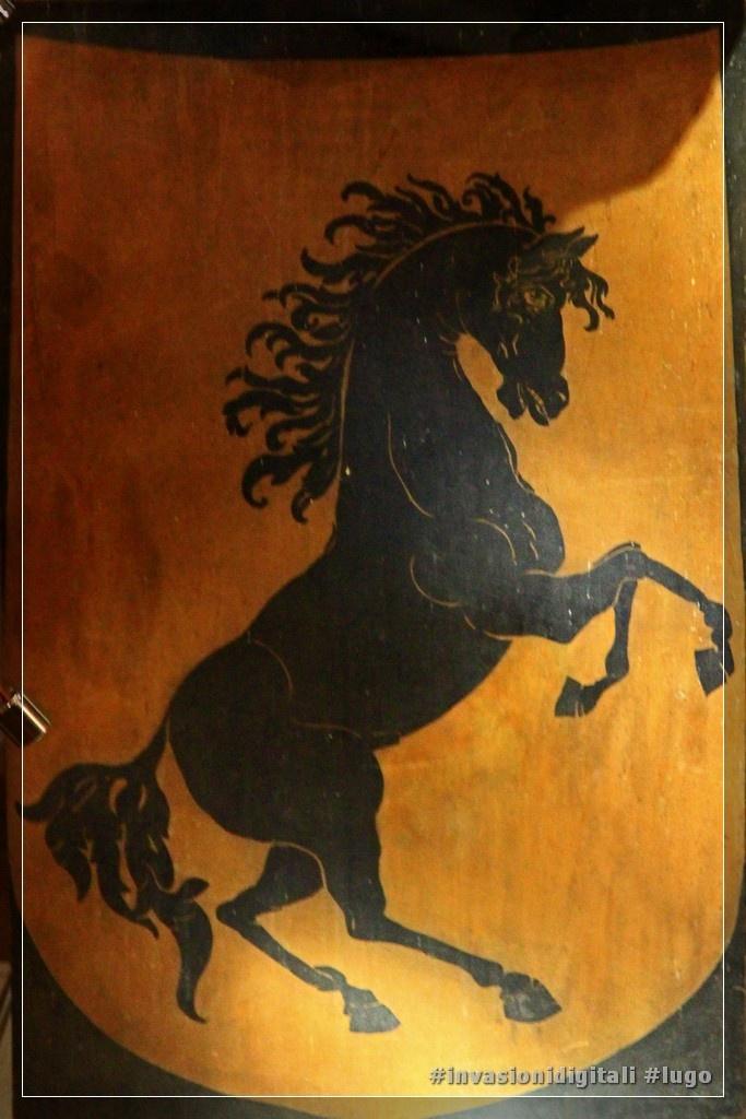 Il celebre Cavallino, simbolo di Francesco Baracca #Lugo di #Romagna. Tutte le info qui: http://www.romagnadeste.it/it/9-lugo/i5011074-francesco-baracca-il-cavallino-ramp.htm