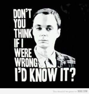 All Sheldon...: Laughing, Sheldon Cooper, Quotes, Do You, Big Bangs Theory, Quality, Funny Stuff, Things, Jim Parsons