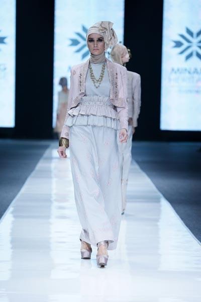 Jakarta Fashion Week 2013: Young Designers Debut : Aquila Style : Afia R Fitriati