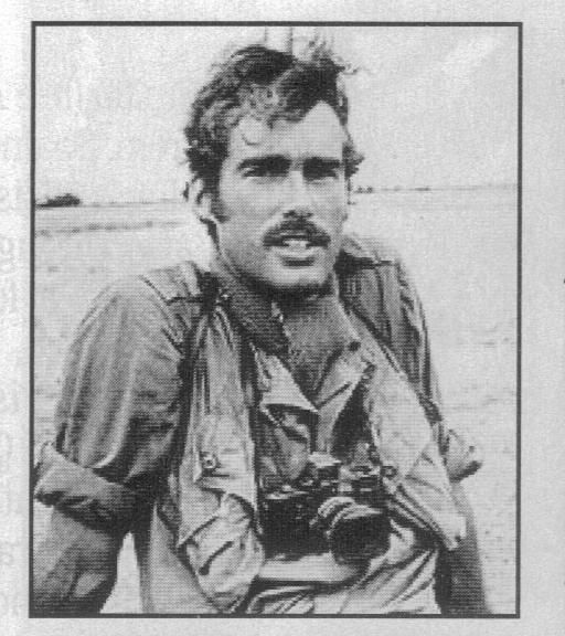 Sean Flynn Vietnam | He went missing in Vietnam as a photojournalist in the 70's.