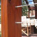 Stainless Wire Balustrade Slimline