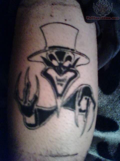 ICP Tattoo Images & Designs