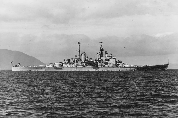 """HMS 'Vanguard' in 1947. Royal Navy photo HMS 'Vanguard' was the only ship of her kind by ROBERT FARLEY In an effort to take advantage of the superiority of the Royal Navy in World War I, First Sea Lord John """"Jackie"""" Fisher developed a scheme to land British troops in Pomerania, thus directly..."""