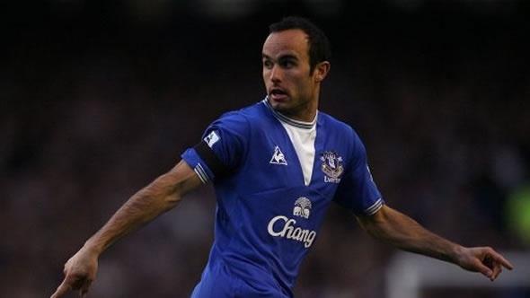Donovan at Everton FC