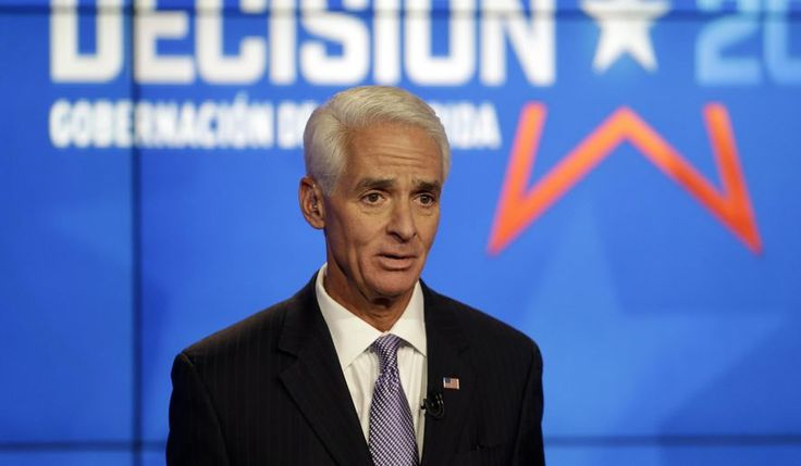 Rep. Charlie Crist: 'God would be pleased' with Trump's shift on Dreamers