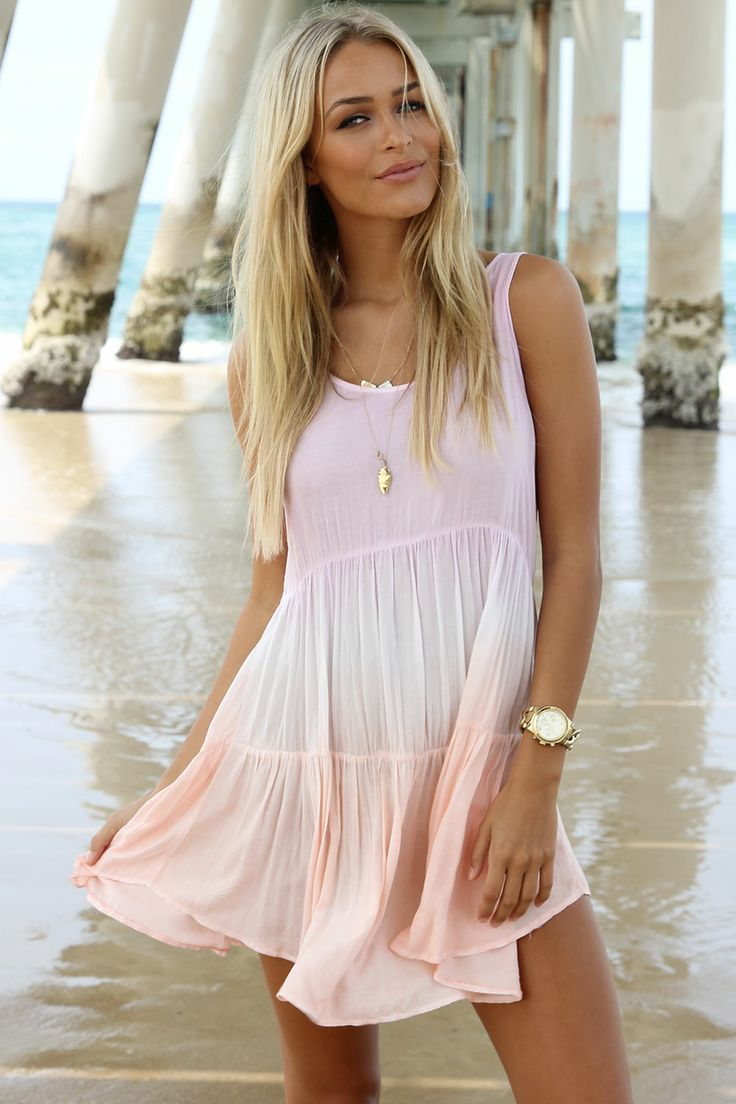 Summer 2014 – Light Rose, White and Cream Dresses Collection