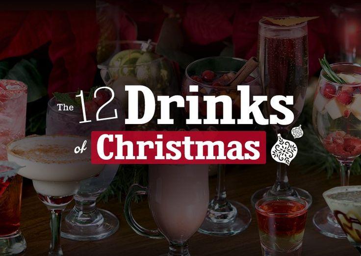 Die 12 Getränke von Weihnachten