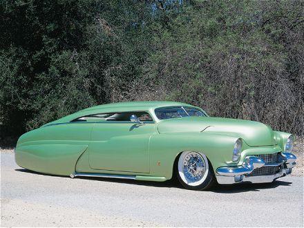1950 Mercury - Kustomrama