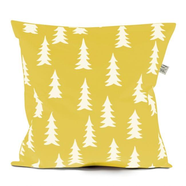 Fine Little Day Gran tyynyliina, keltainen