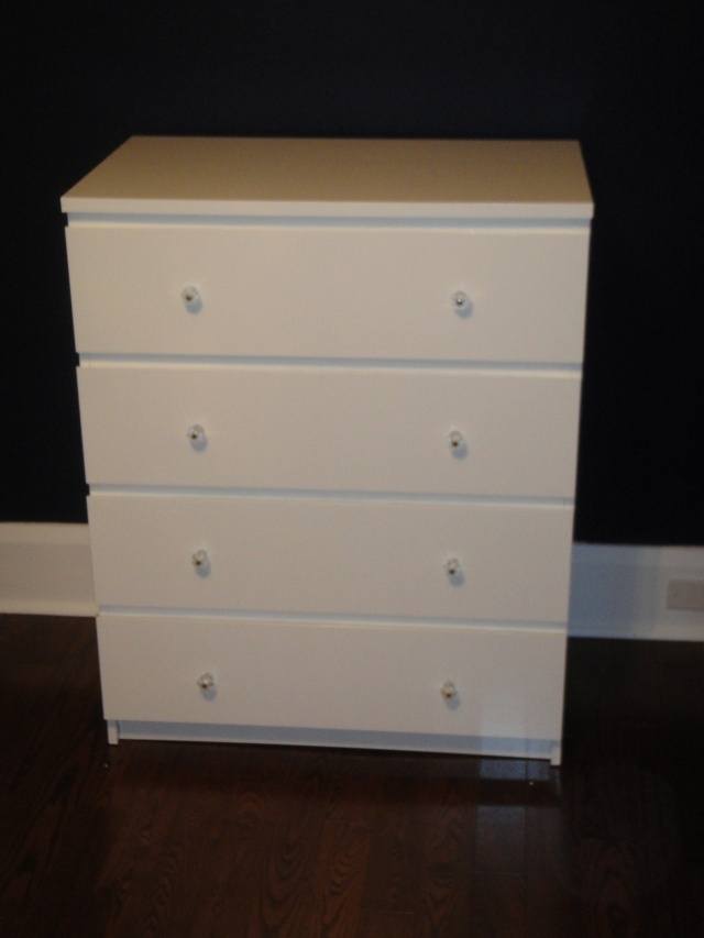 Malm Makeover Our Updated Bedroom Drawers Bedrooms